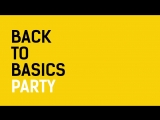 BACK TO BASICS PARTY @ STEREOBAZA 21.04.2017 by Involution Music