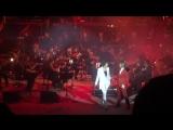 Би-2 и Юлия Чечерина - Мой рок-н-ролл (с симфоничеким оркестром)