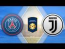 ПСЖ 2:3 Ювентус | Международный кубок чемпионов 2017 | Обзор матча