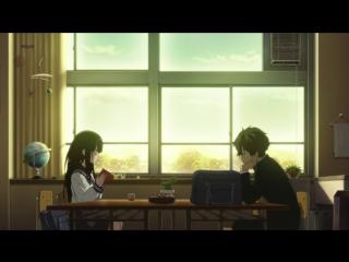 Хьёка: Тебе не сбежать | Hyouka: You can't escape | 2 серия (Zendos, Eladiel, Absurd, Silv) [BDRip]