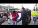 Dresden: Schlimm und das im eigenen Land