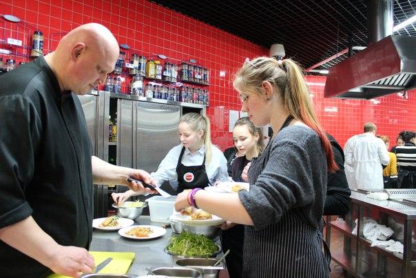 Бизнес-школа управления в индустрии сервиса и кулинарного искусства SW