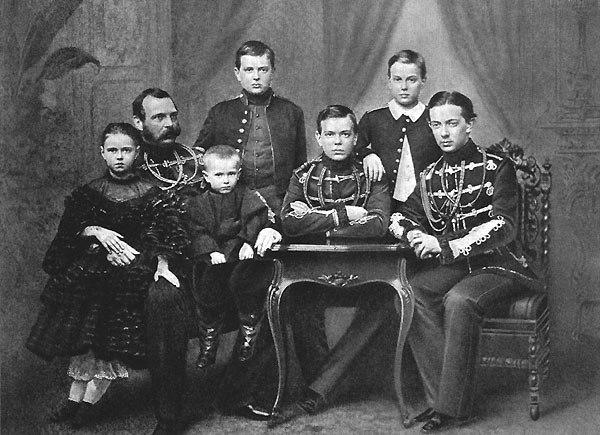 Александр II Николаевич император всероссийский, царь польский