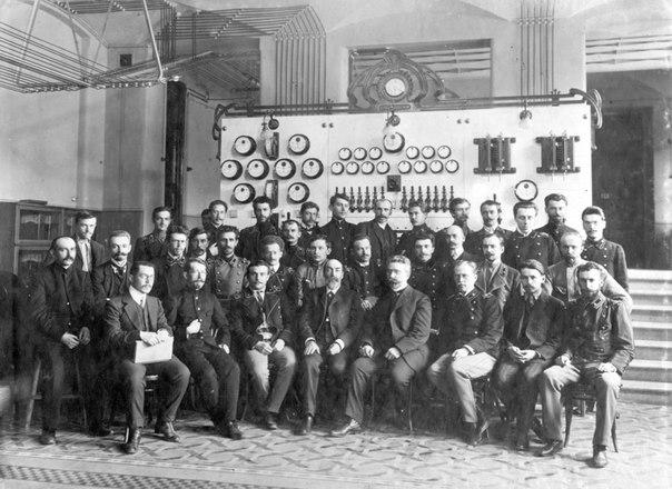 В 1914 году по просьбе првавительства США,