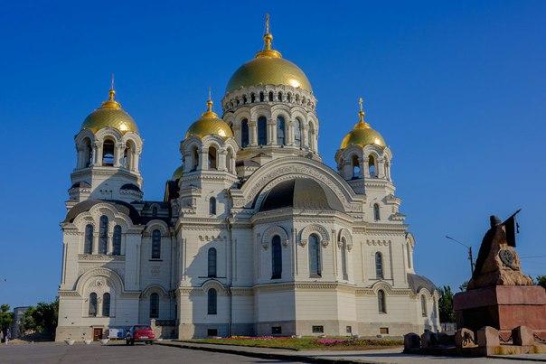 Вознесенский войсковой собор в Новочеркасске