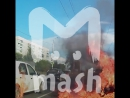 В Иваново во время аварии взорвался байк