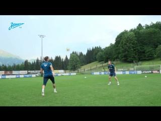 Лодыгин против Тимощука на «Зенит-ТВ»: «До завтра играть что ли будем»