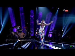 Maggie Rogers - Alaska / On + Off (Later... with Jools Holland 50-06 - 2017-05-16)