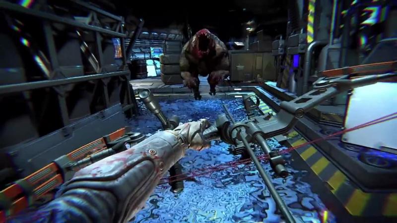 Dead Effect 2 VR - Early Access Teaser Trailer [VR, HTC Vive]