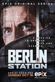 Берлинский отдел / Berlin Station (Сериал 2016)
