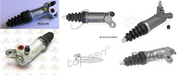 Рабочий цилиндр, система сцепления для AUDI COUPE (89, 8B)