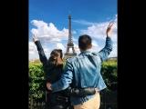 Путешествие в мечту, в город всех влюбленных - Париж.