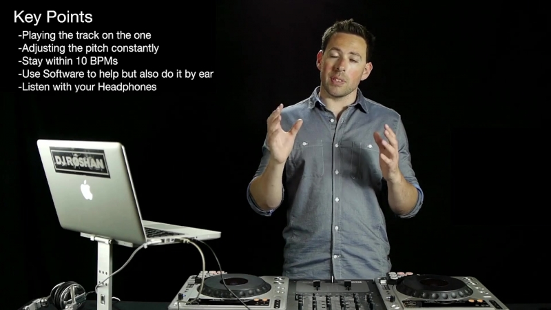 Sonic Academy - How To Dj Cueing and Beatmatching