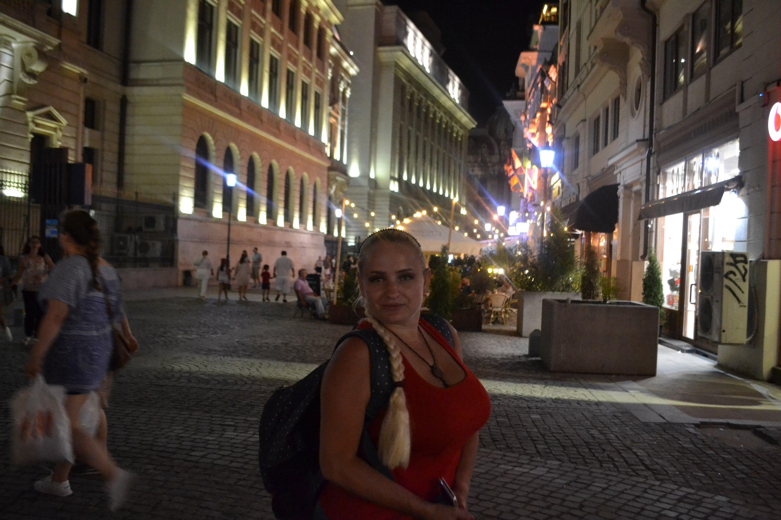 Елена Руденко (Валтея). Румыния. Август 2017 г. Трансильвания. Замок Бран (Замок Дракулы), Замок Пелеш, Бухарест. N0Kxjj4QQnI