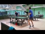 Настольный теннис. Рейтингованый турнир в клубе
