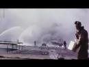 Божественный ветер уносит души павших воинов, как цветки сакуры, взятые тайфуном в подарок восходящему солнцу