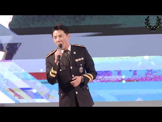 20170831 대한민국행정홍보대전 오프닝변함없는진실죽음의게임오르막길 Full.ver XIA 4