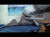 АА1011 - Замша и велюр МРС - Целые шкуры