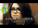 TL DR A False Accuser's Justice