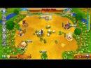 Веселая ферма 4 (Я Уровень 3) Золото Farm Frenzy 4 (I'm Level 3) only GOLD Walkthrough Gameplay