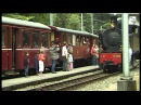La Traction Train a vapeur des Franches-Montagnes