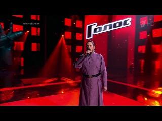 Иеромонах Фотий. Песня победителя. «Per te». Голос-4. Финал. Фрагмент выпуска от25.12.2015