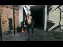 Виктор Блуд - heavymetalsport Kettlebell swing