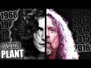 The Transformation of ROBERT PLANT Year by Year Live 3D