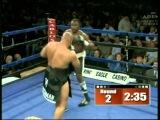 David Tua vs Cerrone Fox 7092007