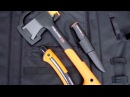 Обзор Набора fiskars - топор Х7 пила SW73 нож К40