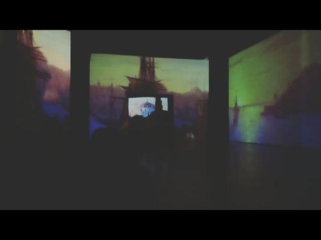 Айвазовский ожившие полотна...