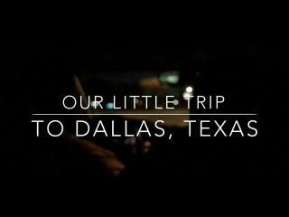 OUR TRIP TO DALLAS, TEXAS | Путешествие в Даллас, Buckees | FLEX