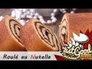 Comment faire un roulé au Nutella | FastGoodCuisine