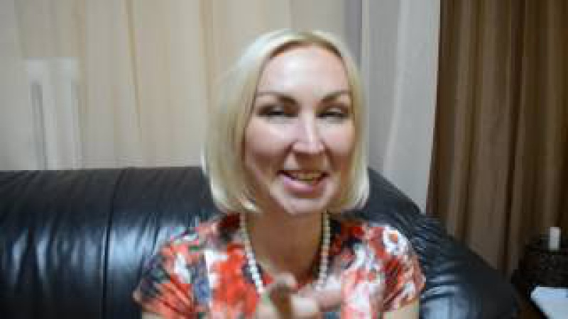 Верьте в чудо! Анастасия Мухина (Тюмень) через 1 час после курса Семейные узы