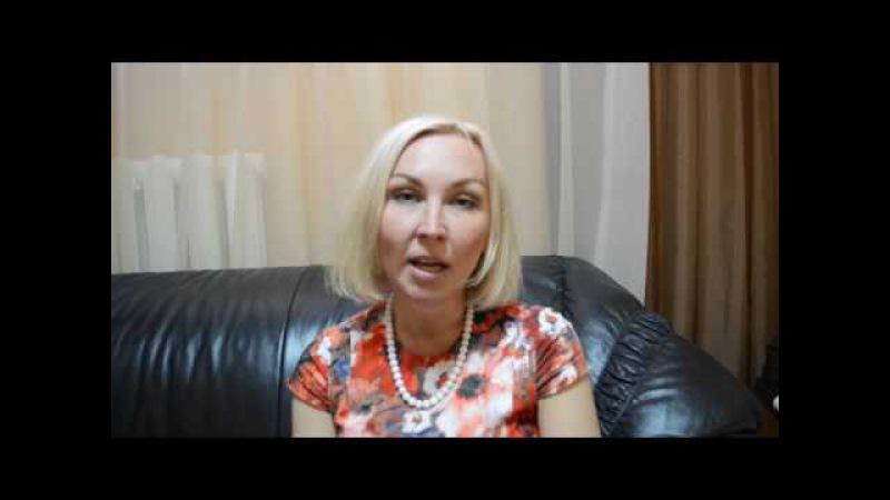 Анастасия Мухина (Тюмень) о курсе Семейные узы