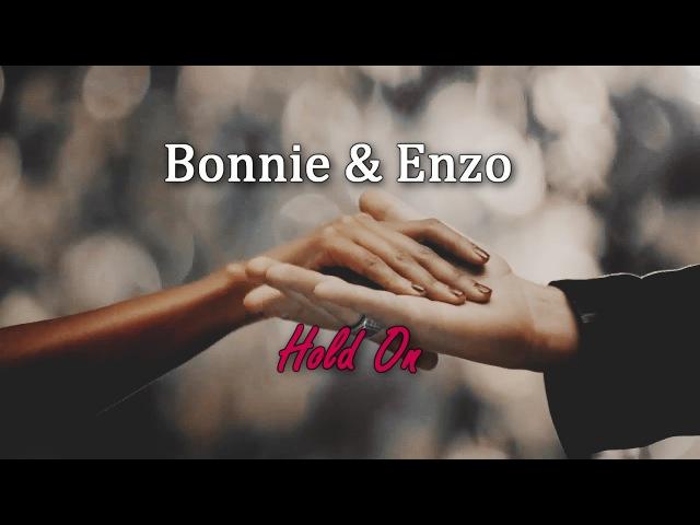 Bonnie Enzo    Hold On [8x16]
