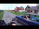 Ford Scorpio VS Irbis XR250R