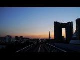 Yurikamome Sunset