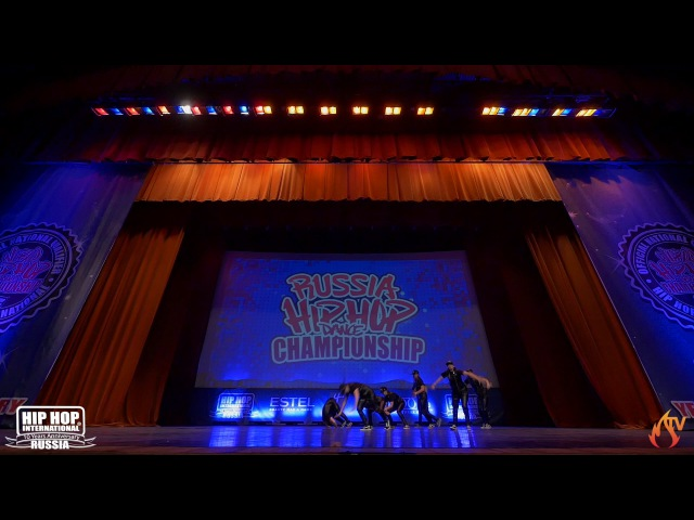 SUPER GIRLS | ADULTS CREW FINAL | HIP HOP INTERNATIONAL RUSSIA 10th ANNIVERSARY