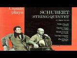 Franz Schubert, Quintet D 956 (complete), Vegh Quartet &amp Pablo Casals, LIVE Prades
