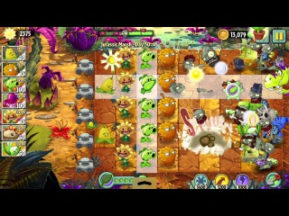 Plant vs. Zombies 2 Gameplay Trailer