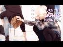 「jikook」lights down low;