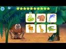 Лунтик Учим Английский язык - Животные на английском Развивающий Мультик Игра д ...