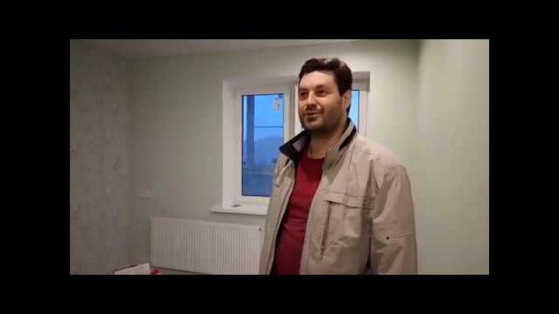 Отзыв заказчика о проделанном ремонте 3-х комнатной квартиры в г. Истра
