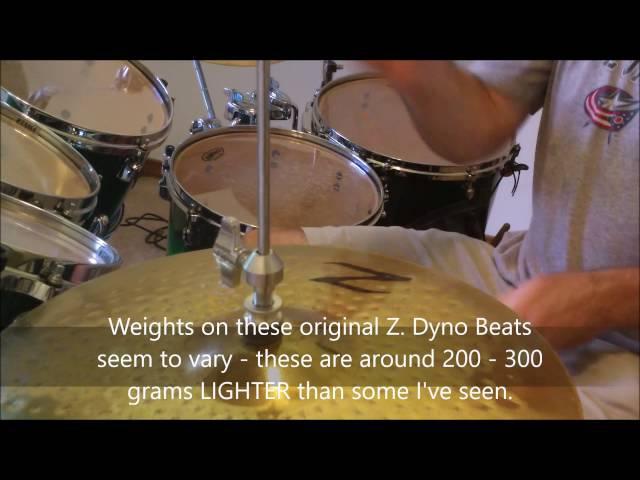 Z Zildjian 14 Dyno Beat Hi-Hat