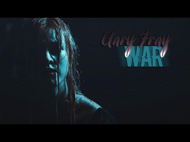 Clary Fray   War [ 4H ]