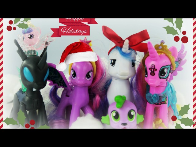 MLP A Royal Pain: Christmas Wishes! PART 2