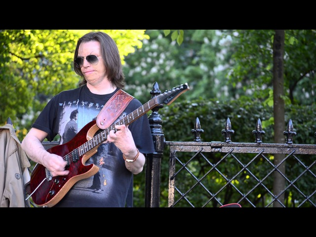 Николай Гвоздев Looking for the Summer Chris Rea guitar cover