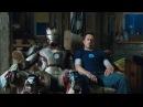 Тони Старк встречает Харли Кинера. 'Где Мой Бутерброд'.Железный Человек 3 (2013)