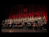 Red Army Choir - Ave Maria (Alexandrov Ensemble Tribute)